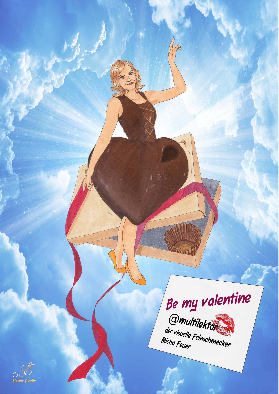 Mein Valentinsgruß für Micha