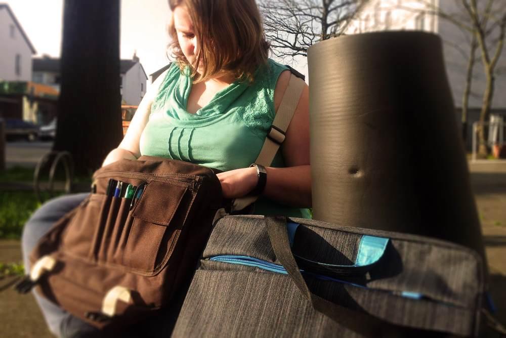 Ich hasse Gepäck! #kiaunterwegs