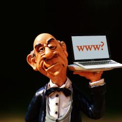 Autorenwebsite erstellen mit dem Websitebutler?