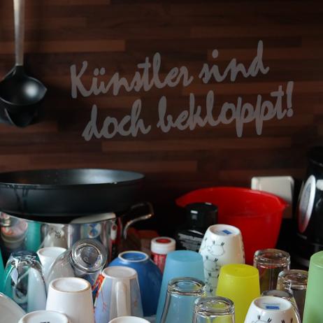 Macken: Warum das Geschirr sauber sein muss, damit ich schreiben kann