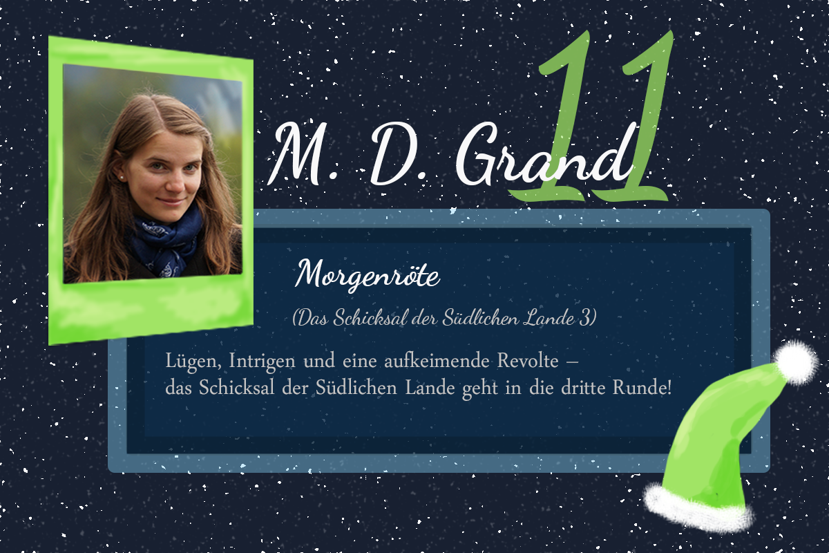 Morgenröte – #24Autoren mit M. D. Grand