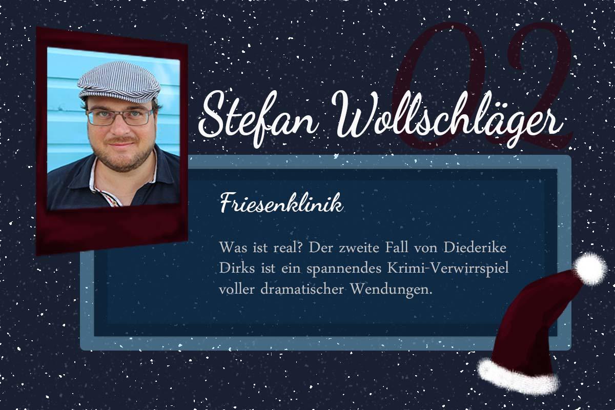 Lebenstraum – #24Autoren mit Stefan Wollschläger