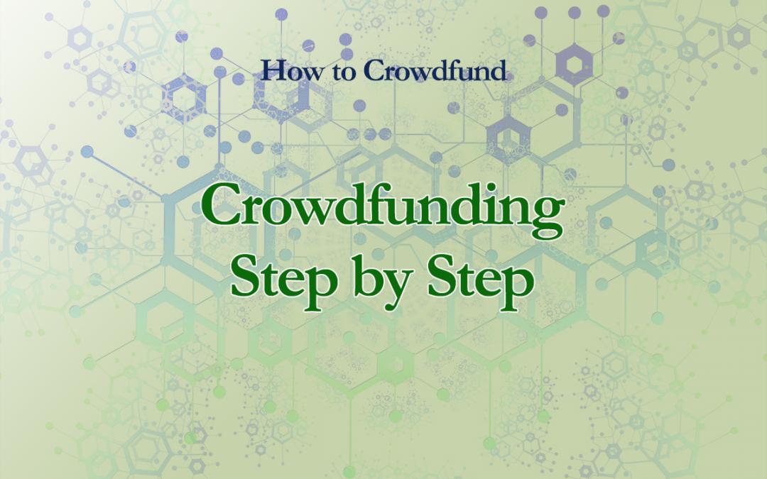 Crowdfunding für Bücher vorbereiten: Schritt für Schritt!