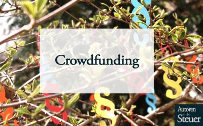 Crowdfunding und die Steuererklärung