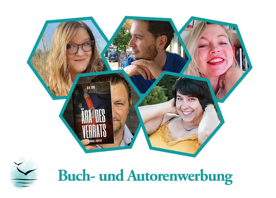 Autoren- und Buchwerbung: Unsere Gedanken