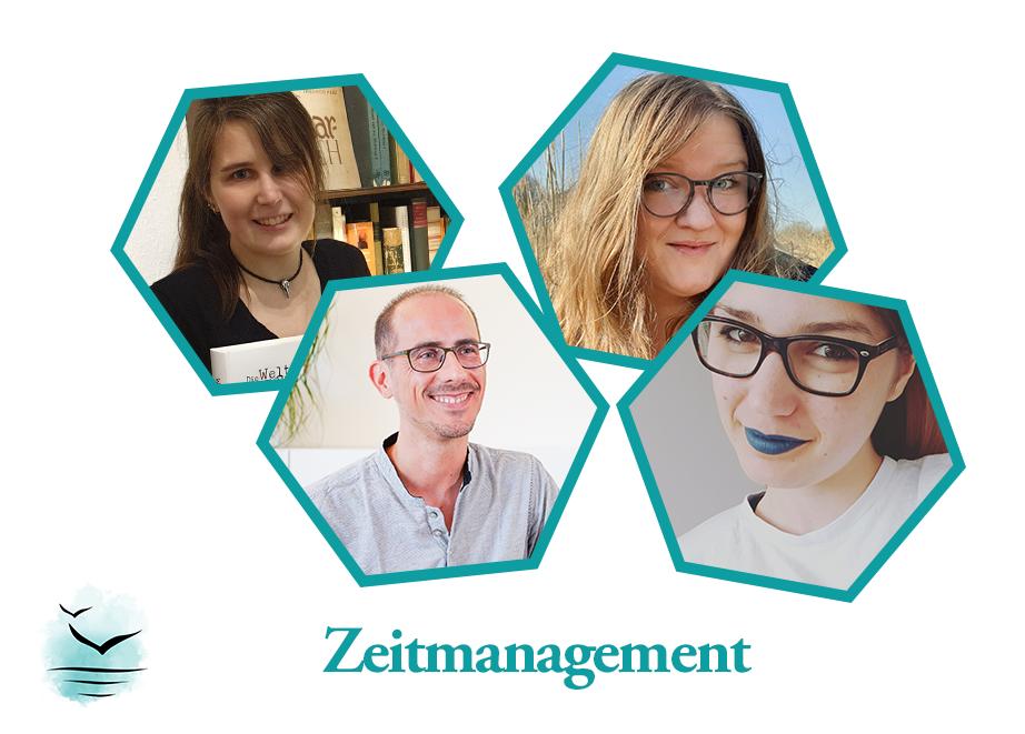 Projekt- und Zeitmanagement für Autor*innen