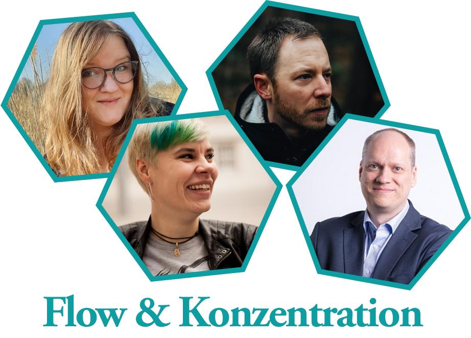 Flow & Konzentration