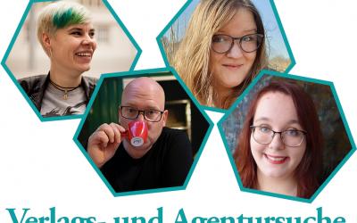 Verlagssuche / Agentursuche: Unsere Erfahrungen!