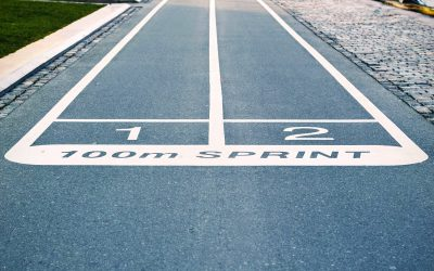 Der Sprint gegen die Ablenkung
